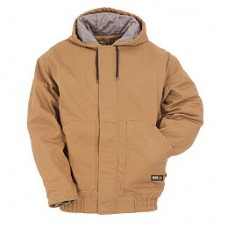 BAFRHJ01 FR Quilt Lined Hooded Bomber
