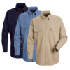VFBSLU2 FR Cotton Blend Work Shirt